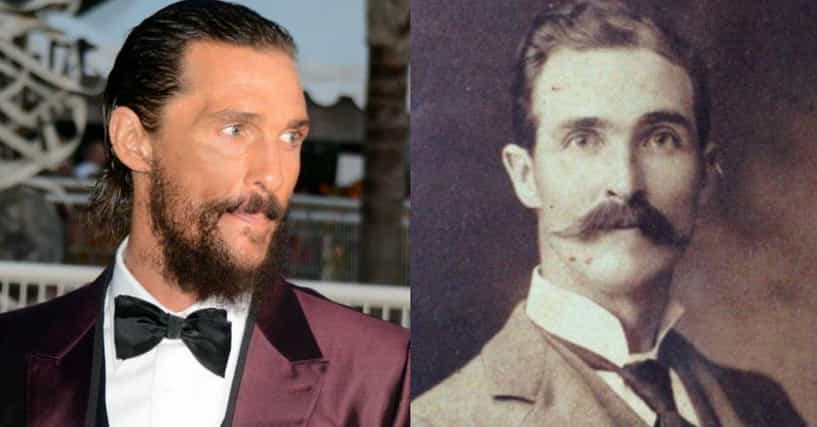 22 Celebrities And Their Historical Lookalikes! #16 Is ...