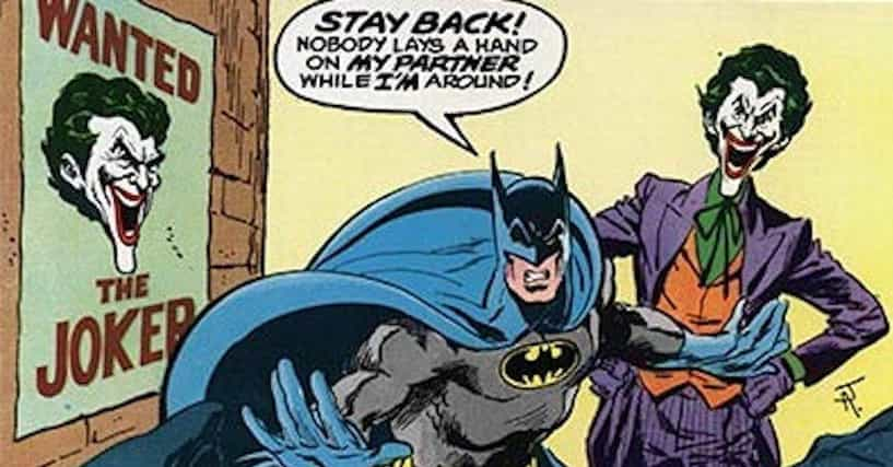 15 Times Batman And The Joker Actually Teamed Up