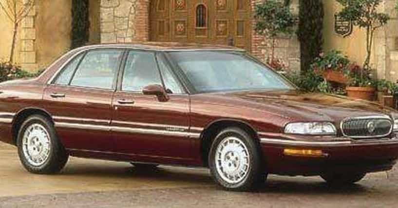 1998 buicks list of all 1998 buick cars