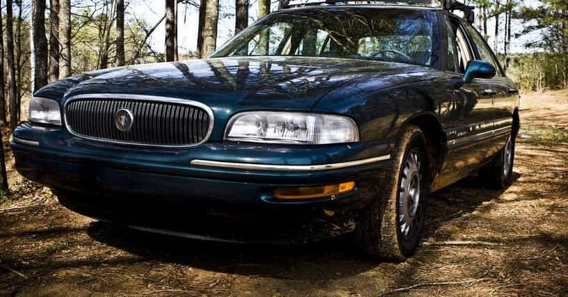 List Of All 1998 Buick Cars