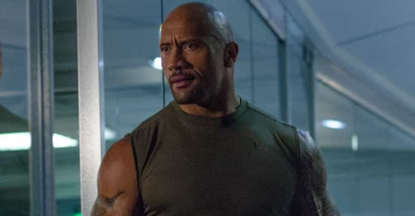 The 25+ Best Dwayne Johnson Movies, Ranked