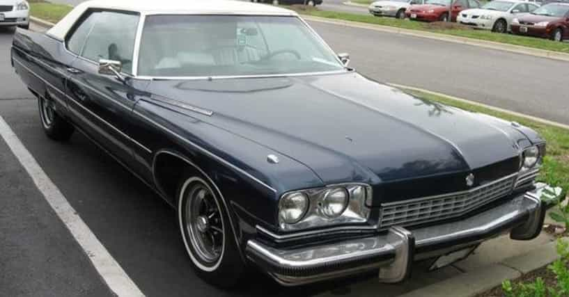 Buick Cars List: List Of Popular Buick Electras
