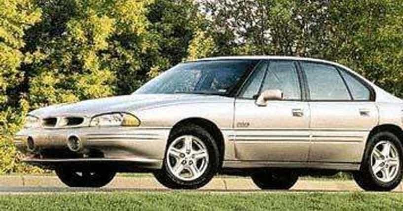 Pontiac Car Models List   Complete List of All Pontiac Models  Pontiac All Models