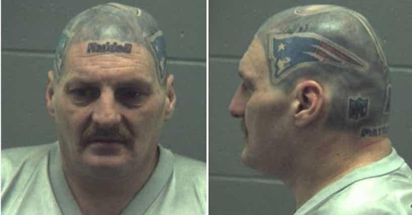 Awful celebrity tattoos male