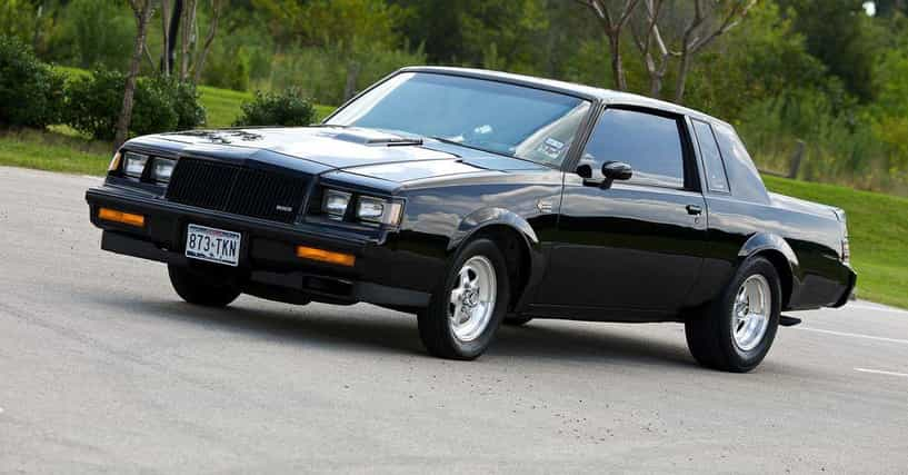 Buick Cars List: List Of All 1987 Buick Cars