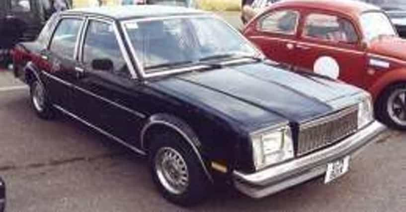 Buick Cars List: List Of All 1988 Buick Cars