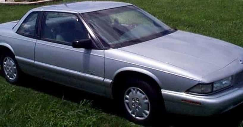 Buick Cars List: List Of All 1995 Buick Cars