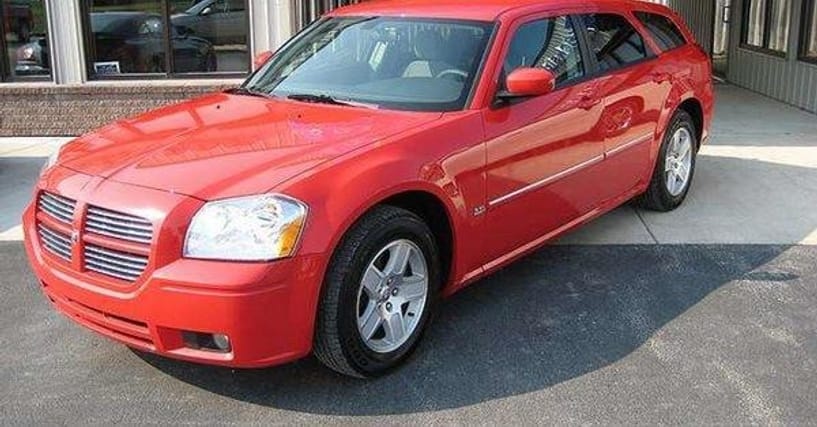 List Of Top Dodge Cars