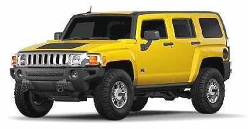 best hummer sport utility vehicles list of top sport utility vehicle hummers. Black Bedroom Furniture Sets. Home Design Ideas