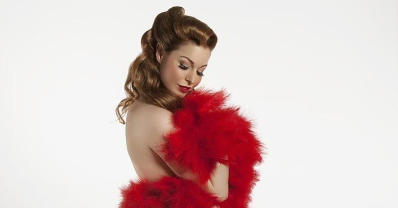Near-Nude Esme Bianco - Hot Pics, Photos And Images-5726