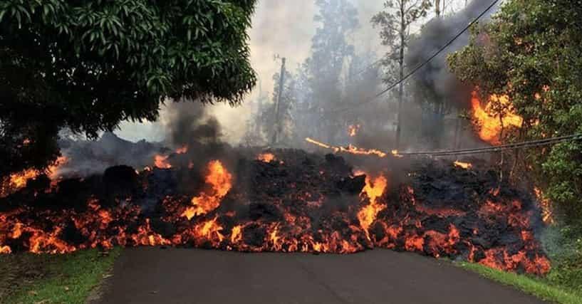Powerful Photos Show The Magnitude Of Hawaii's Volcanic Eruption
