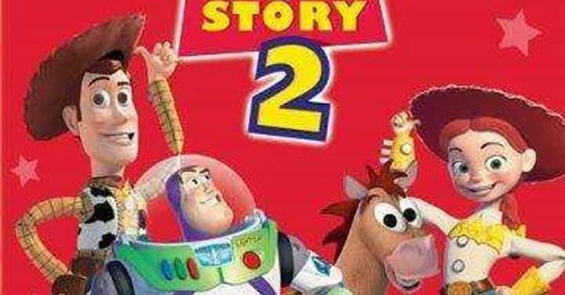 toy story 2 characters cast list of characters from toy