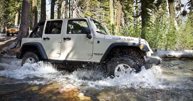 best jeep sport utility vehicles list of top sport utility vehicle jeeps. Black Bedroom Furniture Sets. Home Design Ideas