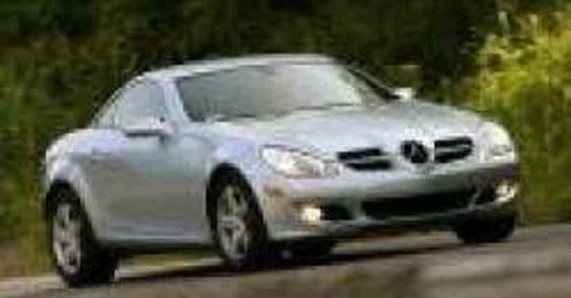 Best mercedes benz convertibles list of top convertible for Mercedes benz models list