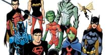 The Best Members of Young Justice