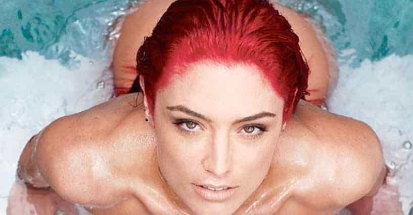 Hot Wwe Eva Marie Pics And Sexy Photos-7779