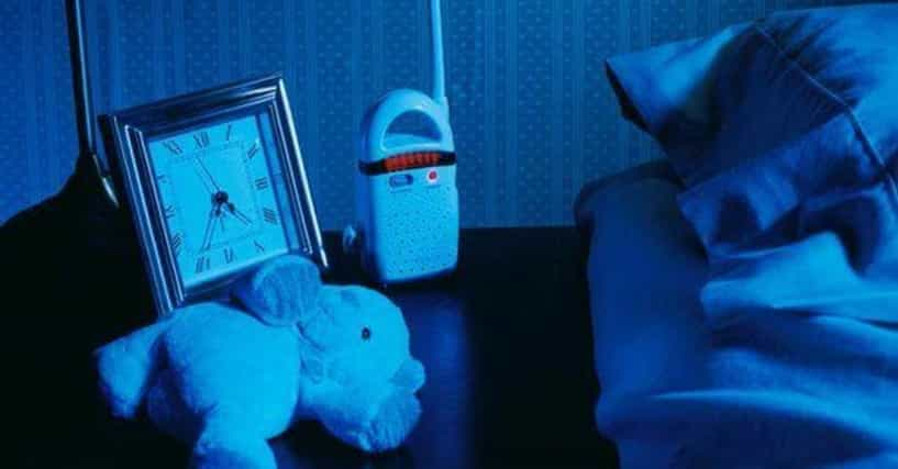 27 creepy things accidentally caught on baby monitors. Black Bedroom Furniture Sets. Home Design Ideas