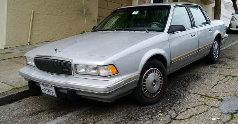 1994 buicks list of all 1994 buick cars list of 1994 buicks