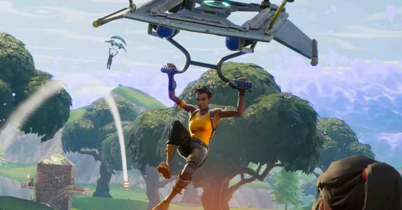 Ranking All Fortnite Gliders Best To Worst