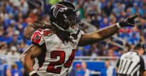 The Best Atlanta Falcons Running Backs of All Time
