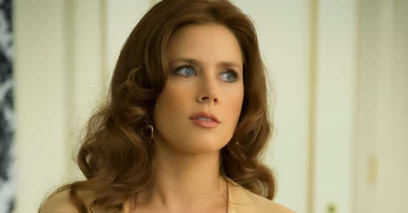 The Best Amy Adams Movies of All Time, Ranked List Amy Adams Movies