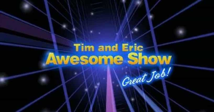 Tim And Eric Awesome Show, Great Job! Cast