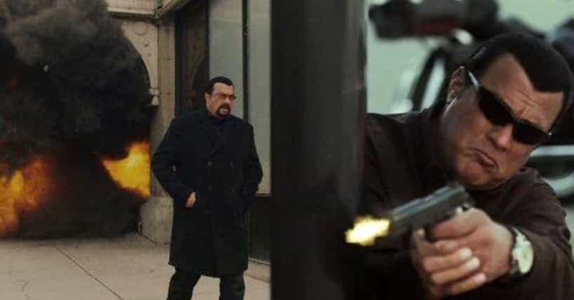 Surprising But True Facts About All The New Steven Seagal ...