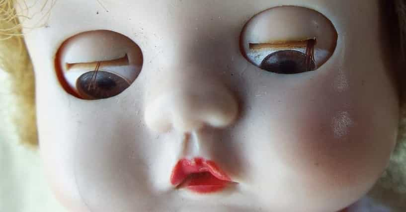 18 Of The Creepiest Dolls You Can Buy On Ebay