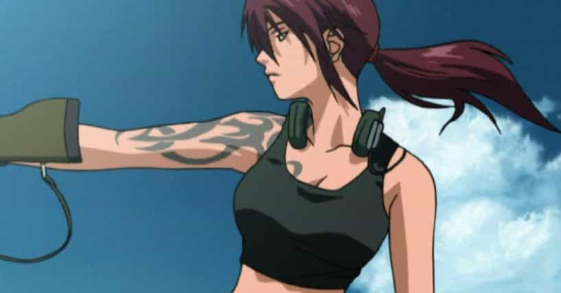 Hottest Anime Characters Ranker : The best anime characters with an exposed midriff