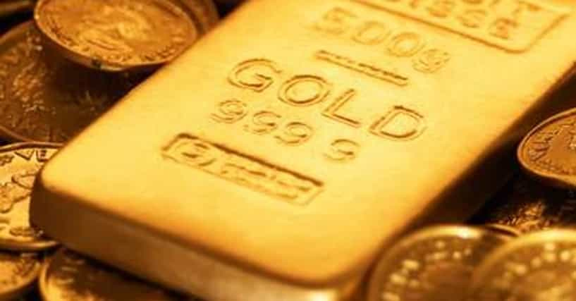 Gold looks technically oversold, ready for a price
