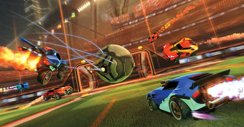 All 70 Rocket League Cars Ranked Best To Worst