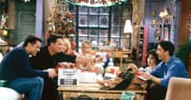 The Best Christmas Episodes On 'Friends'