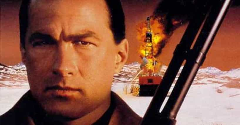 Steven Seagal Movies List: Best to Worst