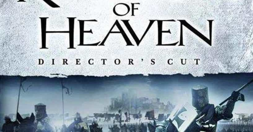 an analysis of kingdom of heaven a movie about the crusades My expectations upon entering the theater for kingdom of heaven were legion as a movie kingdom of heaven: was there an israel at the time of the crusades.