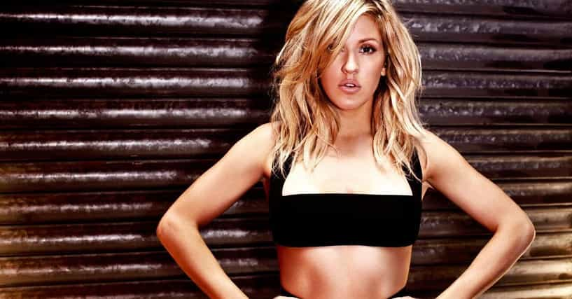 Sexy Ellie Goulding Hot Pics Amp Photos
