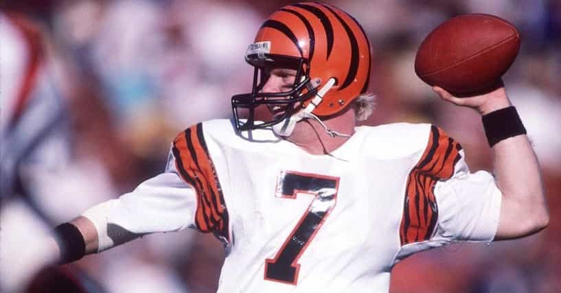 List Of All Cincinnati Bengals Quarterbacks Ranked Best