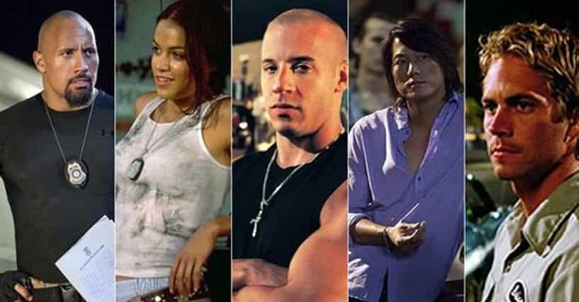 Best Fast and Furious Characters | Top Fast & Furious ...