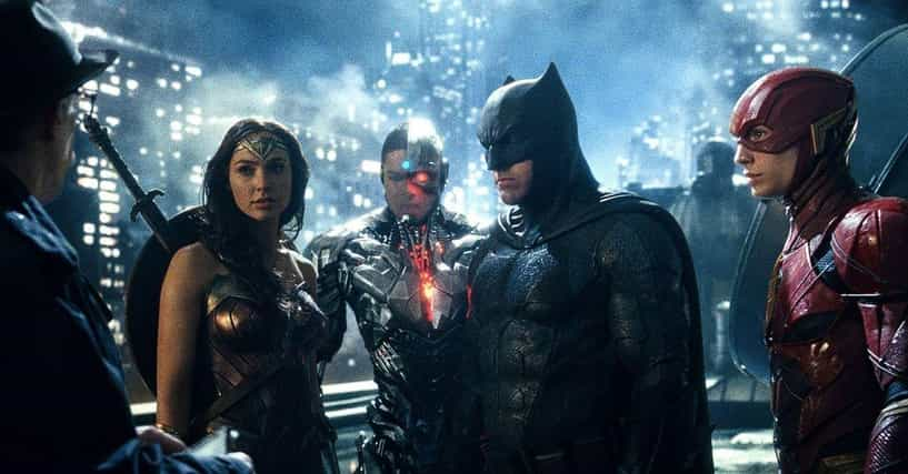 Surprising Facts About The DCEU Even The Most Dedicated Fans Don't Know