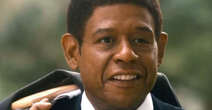 Forest whitaker movies list best to worst for The whitaker