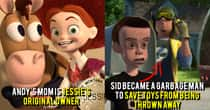 Toy Story Fan Theories That Are Actually Believable