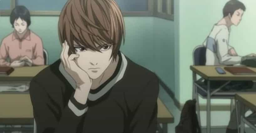 Smartest Anime Characters Ranker : The smartest anime characters of all time