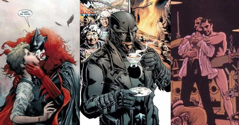 The 100 Best Comic Book Characters of All Time :: Comics ...   Best Comic Characters