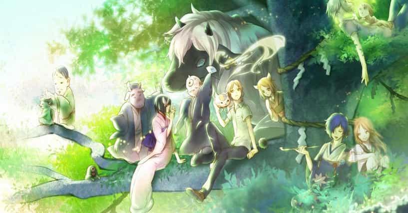 List Of Best Supernatural Anime Ranked