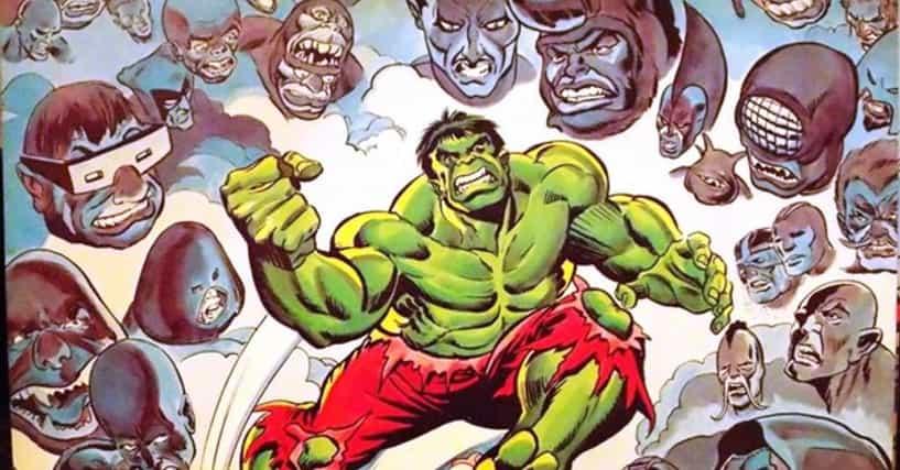 Hulk Villains | List of The Hulk Enemies & Foes