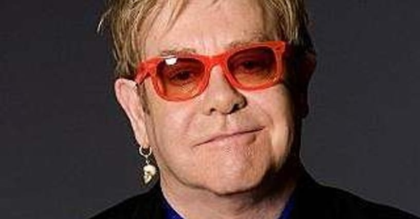 Elton John - Hilarious Faces Pulled By Stars On Stage ...