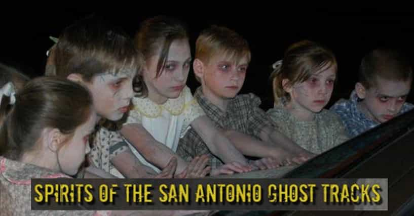 ghost children of san antonio essay The legend of the ghost children of san antonio dates back to the first half of the 20th century, with the majority of accounts placing its origins within a period extending from the 1930's to the 1950's the story is based on a supposed freak accident involving a school bus full of children as.