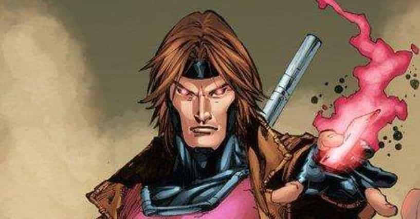 Male Comic Book Characters, Ranked by Sexiness