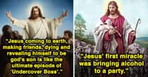 13 Shower Thoughts People Had About Jesus That Are Pretty Hilarious