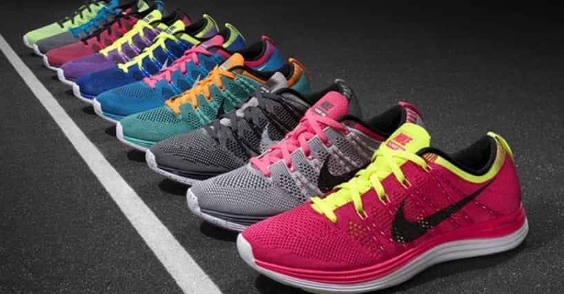 Sneakers Brands | List of the Best Running Shoe and Athletic Shoe ...