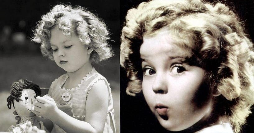 Though She Suffered Abuse, Shirley Temple